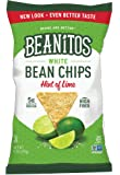 Beanitos Chips, Hint of Lime with Sea Salt, 6 Ounce