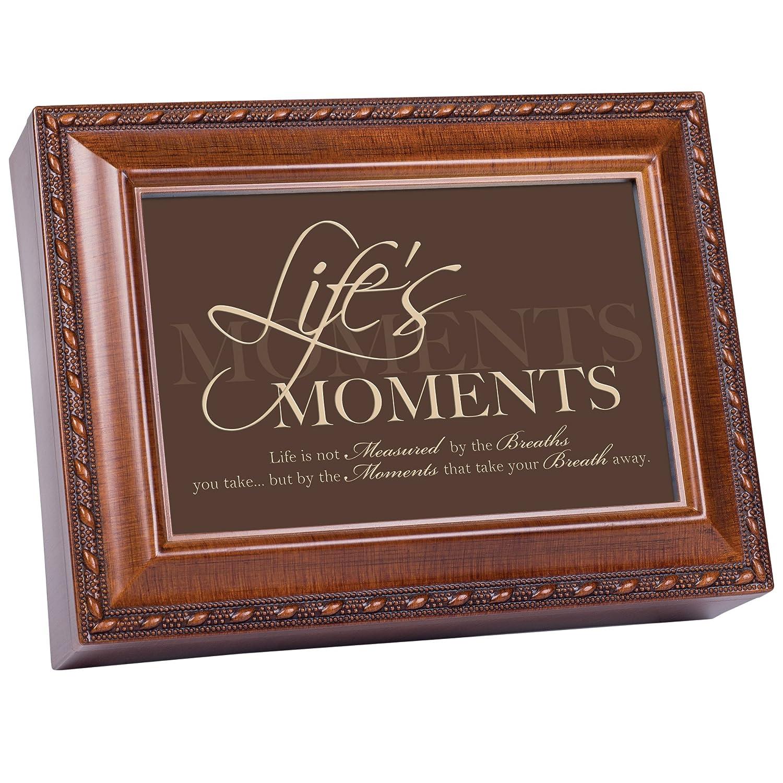 100 %品質保証 Life's Moments Cottage Moments Woodgrain Garden Woodgrain B007P7ZCWC Traditional Music Box Plays Edelweiss B007P7ZCWC, 御菓子処松月堂:988b0316 --- arcego.dominiotemporario.com
