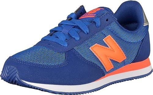 new balance 32 garcon bleue