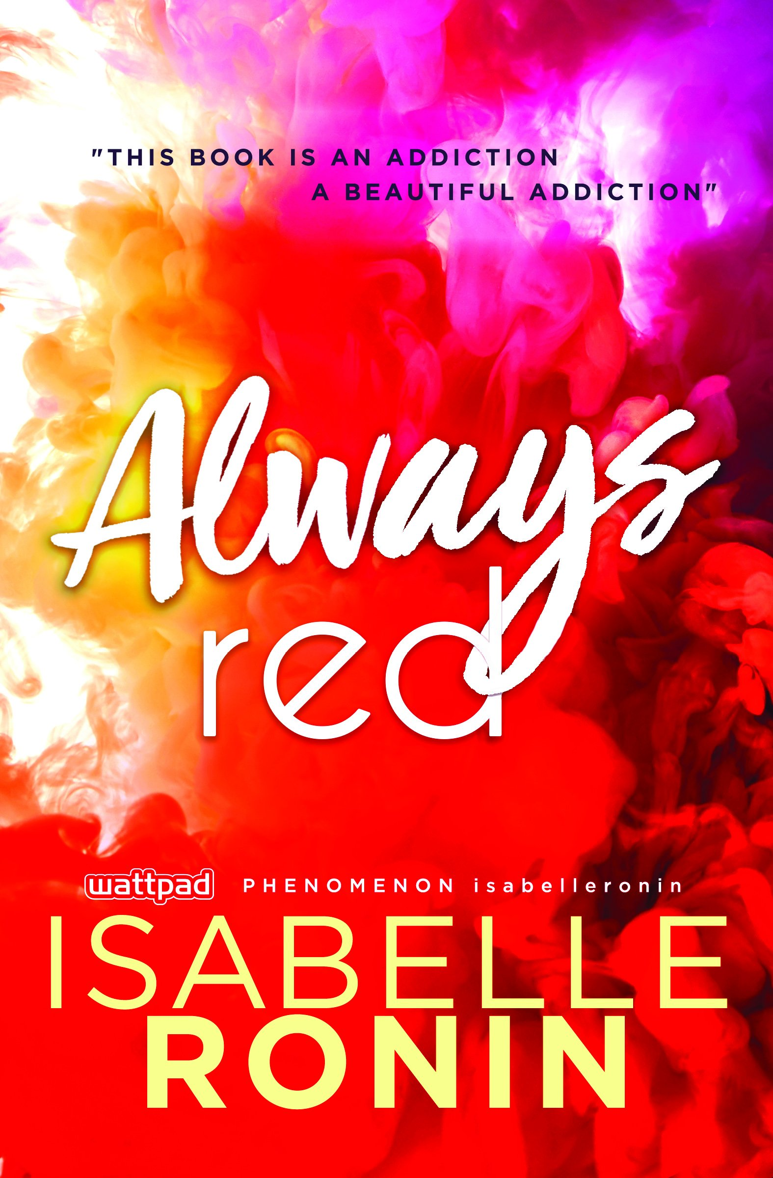Always Red (Chasing Red Book 2): Amazon.es: Isabelle Ronin: Libros en idiomas extranjeros