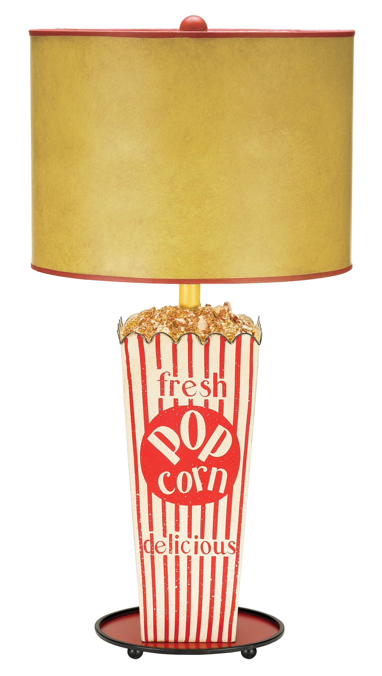 Sterling Home 84-026 Movie Snack Table Lamp