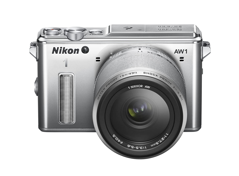 Nikon Lens Camera