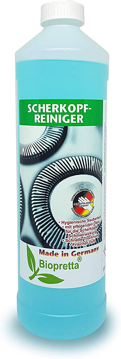 Ultrabio: 1 litro de líquido de recarga compatible con Braun Clean ...