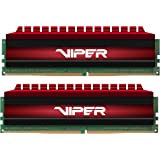 Patriot Memory Viper 4 Series DDR4 16GB (2 x 8GB) 3200MHz (PC4-25600) Dual Module Kit - PV416G320C6K