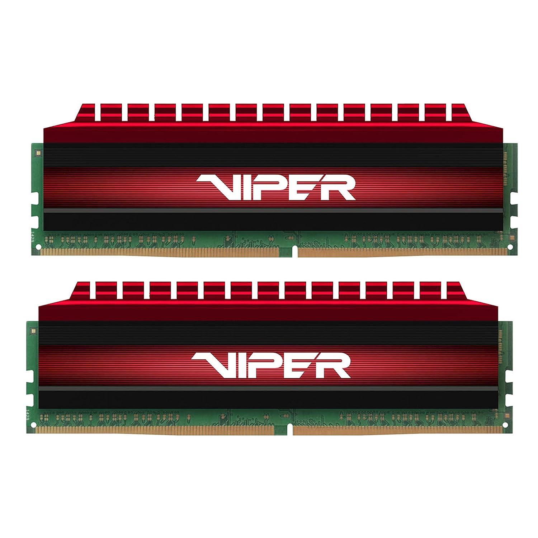 Viper 4 PV416G320C6K DDR4 3200MHz C16 Módulo de Memoria XMP 2.0 ...