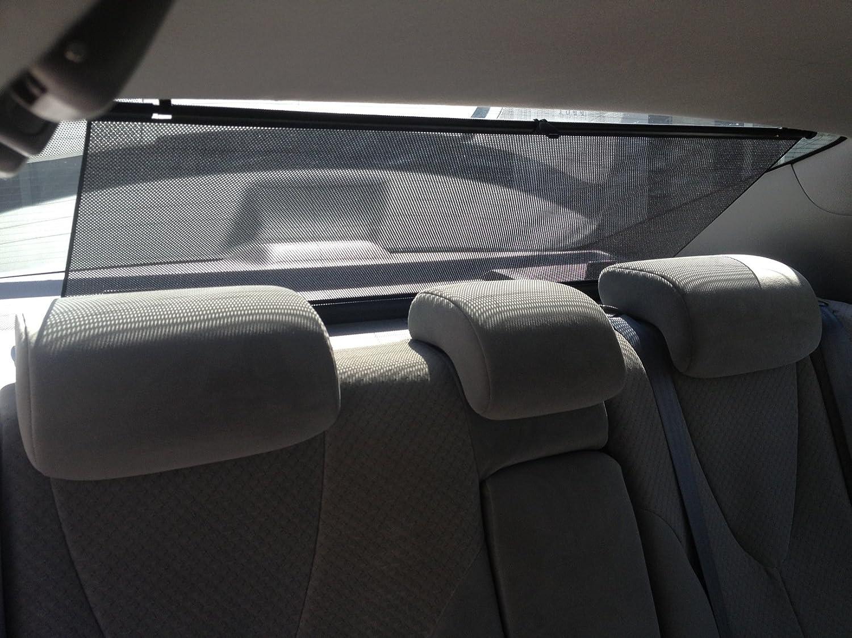 Amazon.com: Shade Styx ERT-RW39 Black Universal Rear Window Sunshade Kit:  Automotive