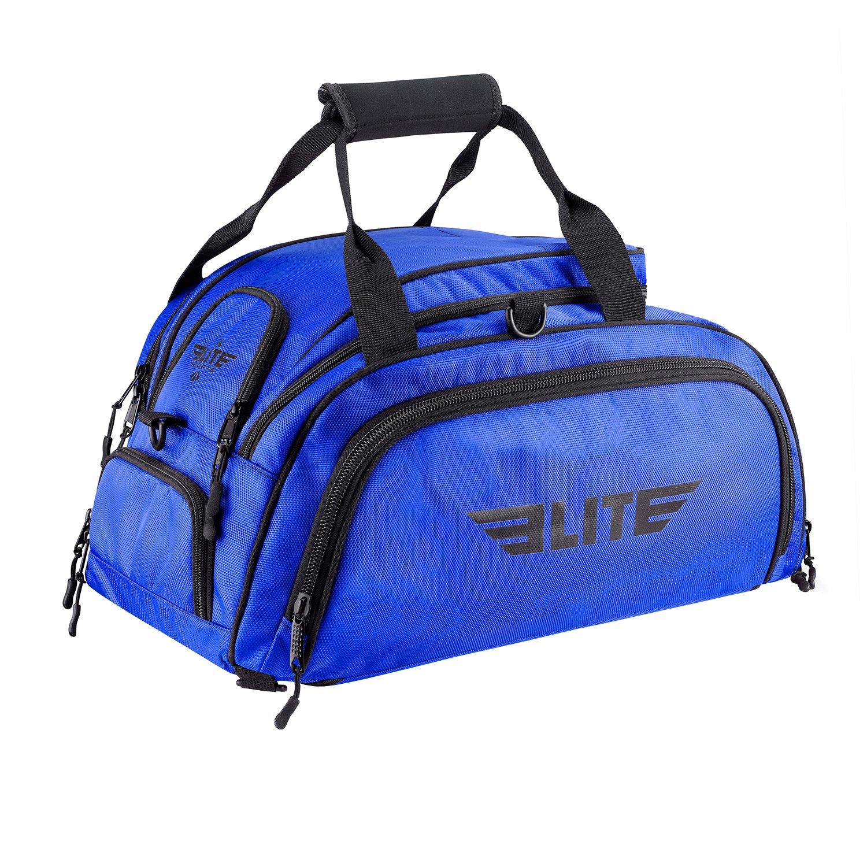 d8da67793b0c Elite Sports Warrior Boxing MMA BJJ Gear Gym Duffel Backpack Bag