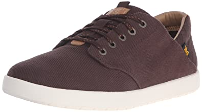 Teva Men's Sterling Lace Shoe, Brown, ...