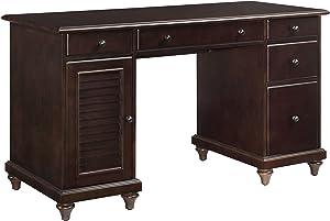 Crosley Furniture Palmetto Computer Desk - Espresso