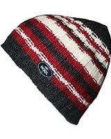Boys Striped Beanie Hat + Wool GL160