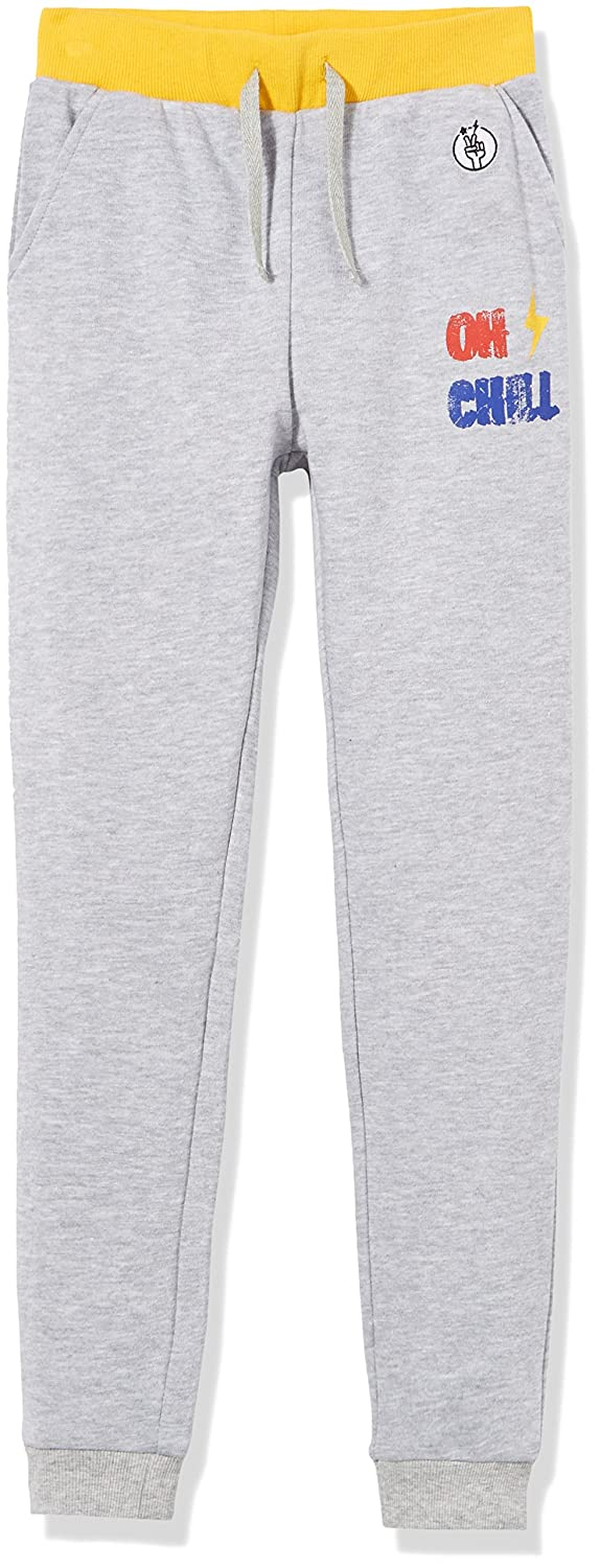 Kid Nation Kids' French Terry Jogger for Boys Or Girls KNB17020007