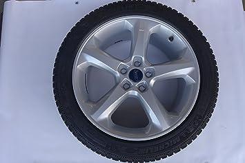 4 x rueda completa Invierno aluminio Llanta Ford Mondeo 09/14 Michelin 235/45 R18 98 V El 1923828: Amazon.es: Coche y moto