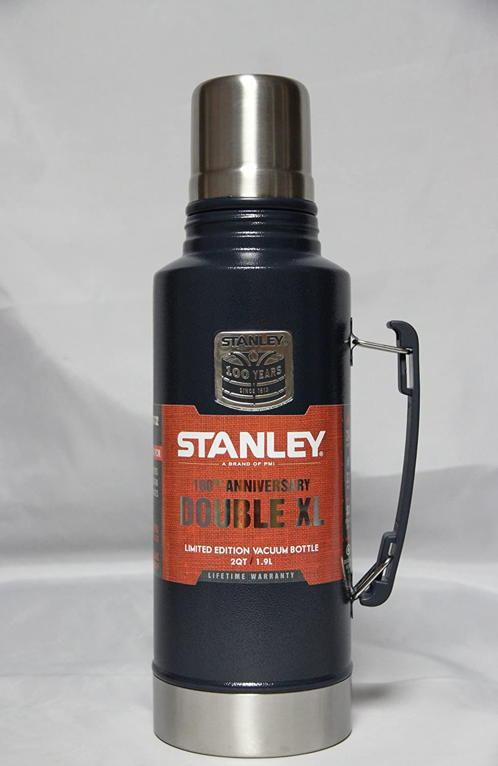 Stanley Stainless Steel 100th Anniversary Double XL 2 Qt