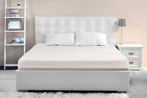 Irvine Home Collection California King Size 10-Inch