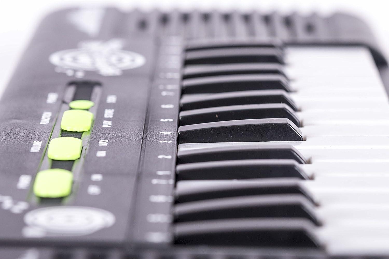 Teclado electrónico BX-1602 Piano de Juguete parala iniciación de los niños en la música de Hiperactivo: Amazon.es: Juguetes y juegos
