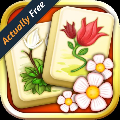 Mahjong Flower Garden (Mahjong Garden)