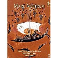 Mare Nostrum (Hesperion XXI / Jordi Savall)
