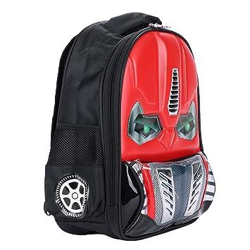 c4f3fd5915 Boy s Backpack Transformers Shape School Backpack Waterproof School Bag  Student Bookbag DurableTravel Camping Backpack for Boys