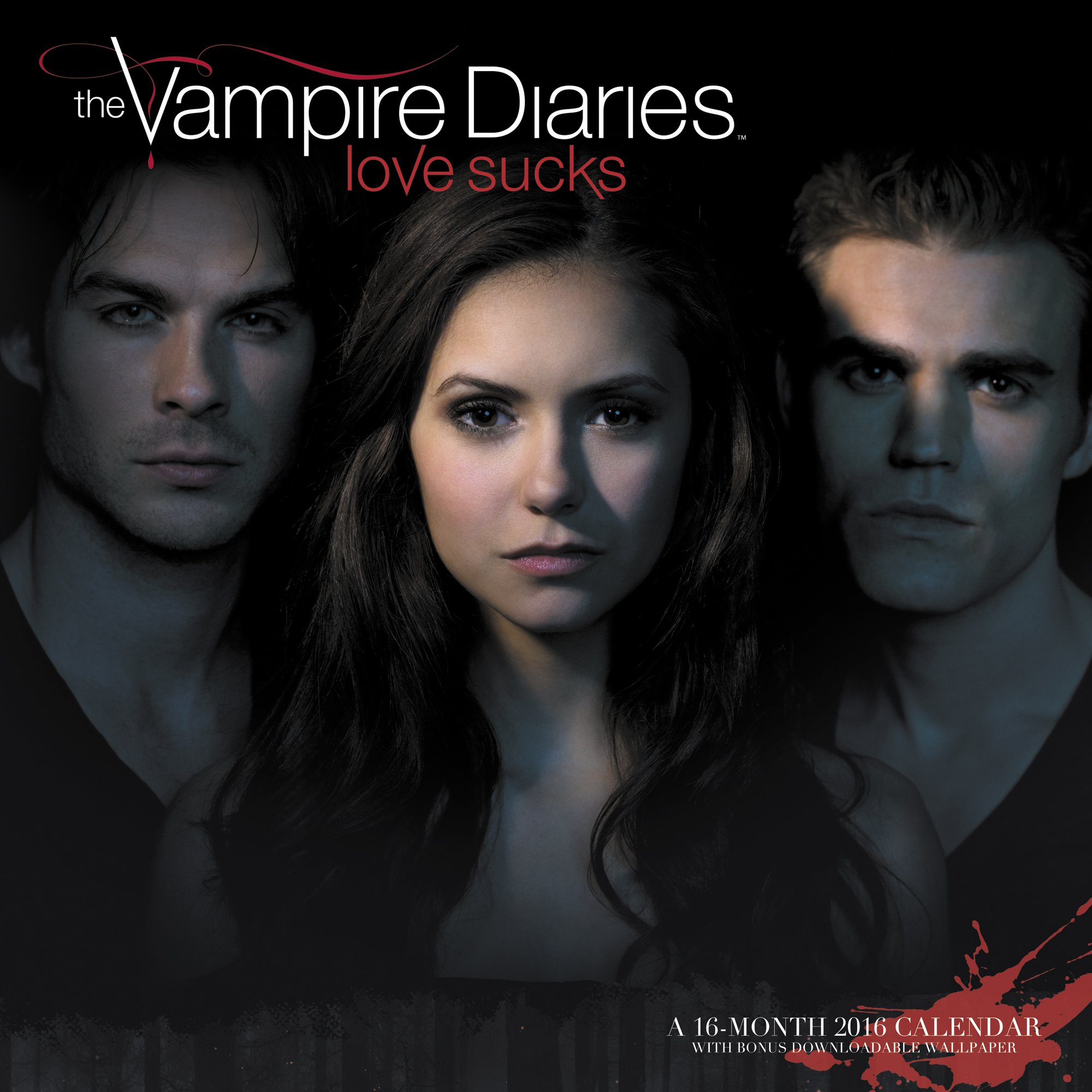 Vampire Diaries 2016 Calendar: Amazon.es: ACCO Brands ...