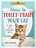 How to Toilet Train Your Cat: 21 Days to a
