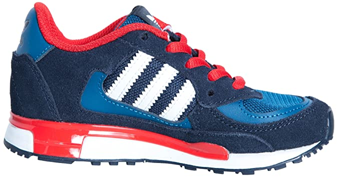 7c246ce2419a Adidas ZX 850 K Schuhe tribe blue-running white-collegiate red - 36 2 3   Amazon.co.uk  Shoes   Bags