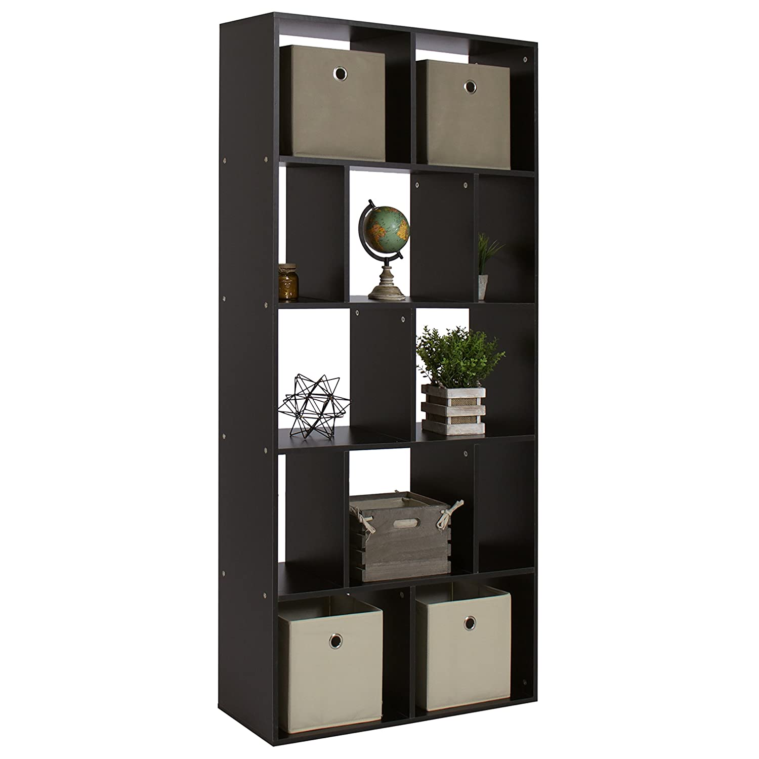 Cosmic furniture home office dinning area living room bedroom contemporary modern bookcase еlegant storage space twelve shelf cube and modular design