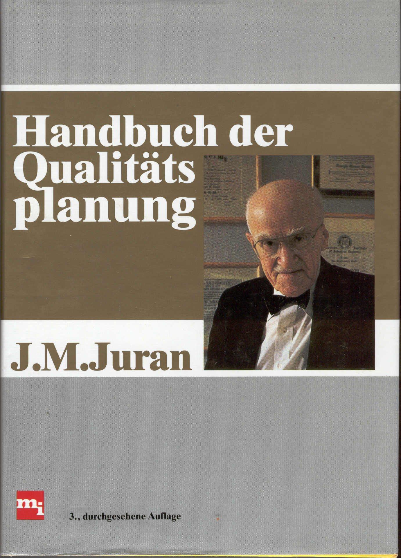 Handbuch der Qualitätsplanung
