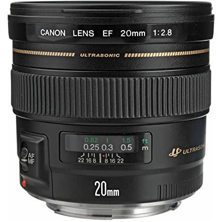 Review Canon EF 20mm f/2.8