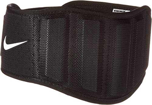 Nike Structured Training Belt 3.0 S Black Black White