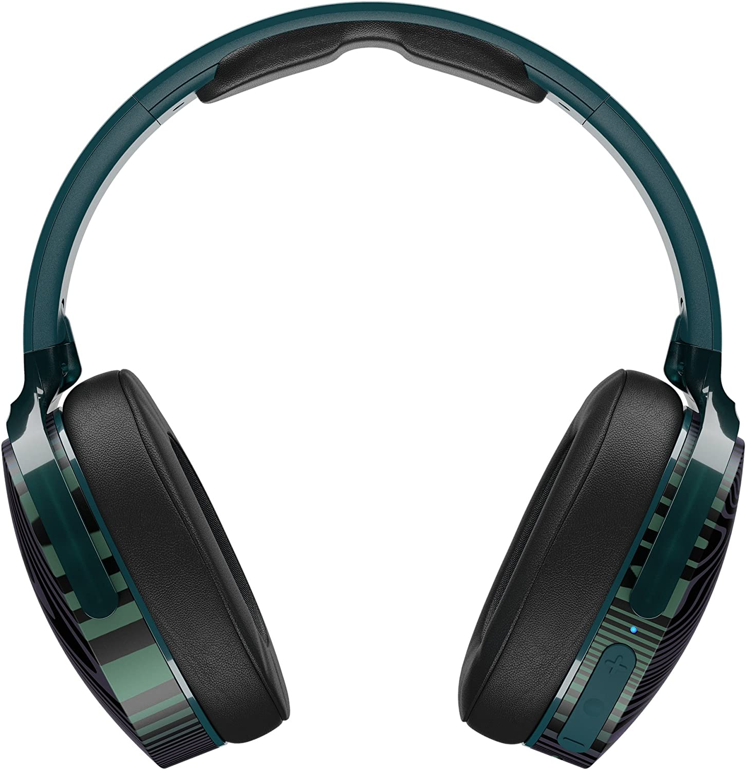 B07CVHCRS3 Skullcandy Hesh 3 Wireless Over-Ear Headphone - Psycho Tropical 81nKNbvoJ6L