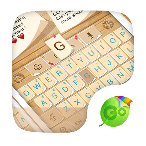 Sticky Note Go Keyboard Theme