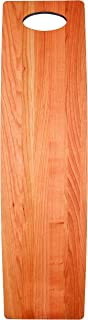 "product image for J.K. Adams Grafton Serving Board, 25"" x 7"" x 1"", Cherry"