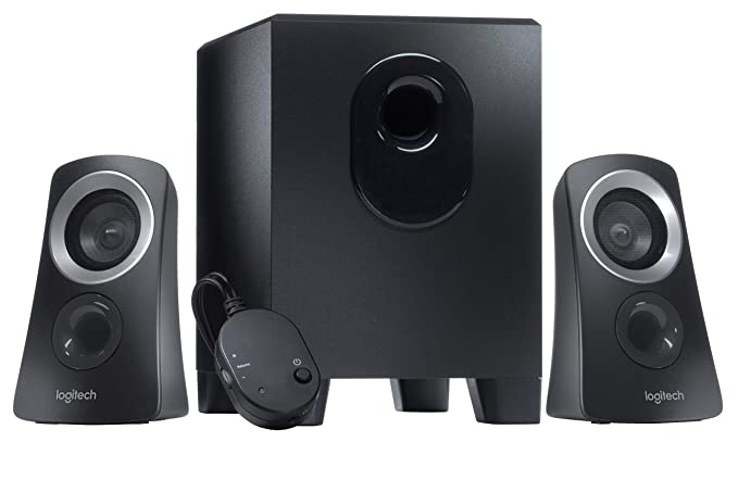 logitech z313 2 1 channel computer speaker system 980 000382 rh amazon ca Wizard X220 X2- 01
