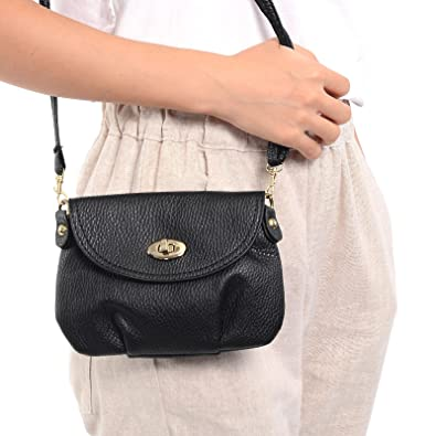Ladies Mini SMALL Handbag Envelope Crossbody Shoulder Messenger ...