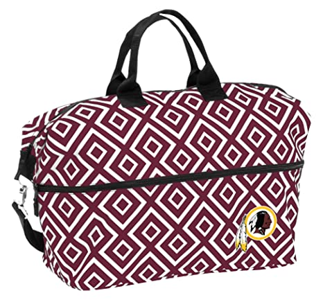 Amazon Com Logo Brands Nfl Washington Redskins Expandable Tote