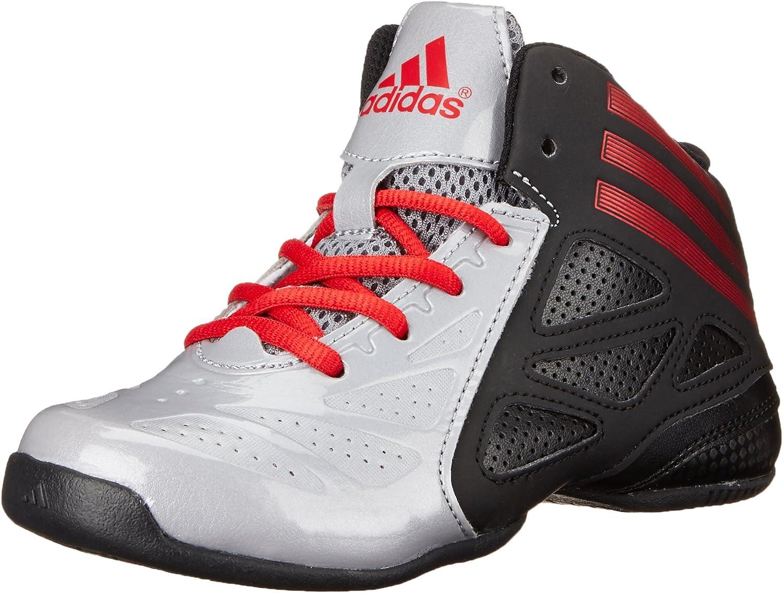 6.5 M US Big Kid Little Kid//Big Kid Black//White//Yellow adidas Performance Essential Star 2 K Training Shoe
