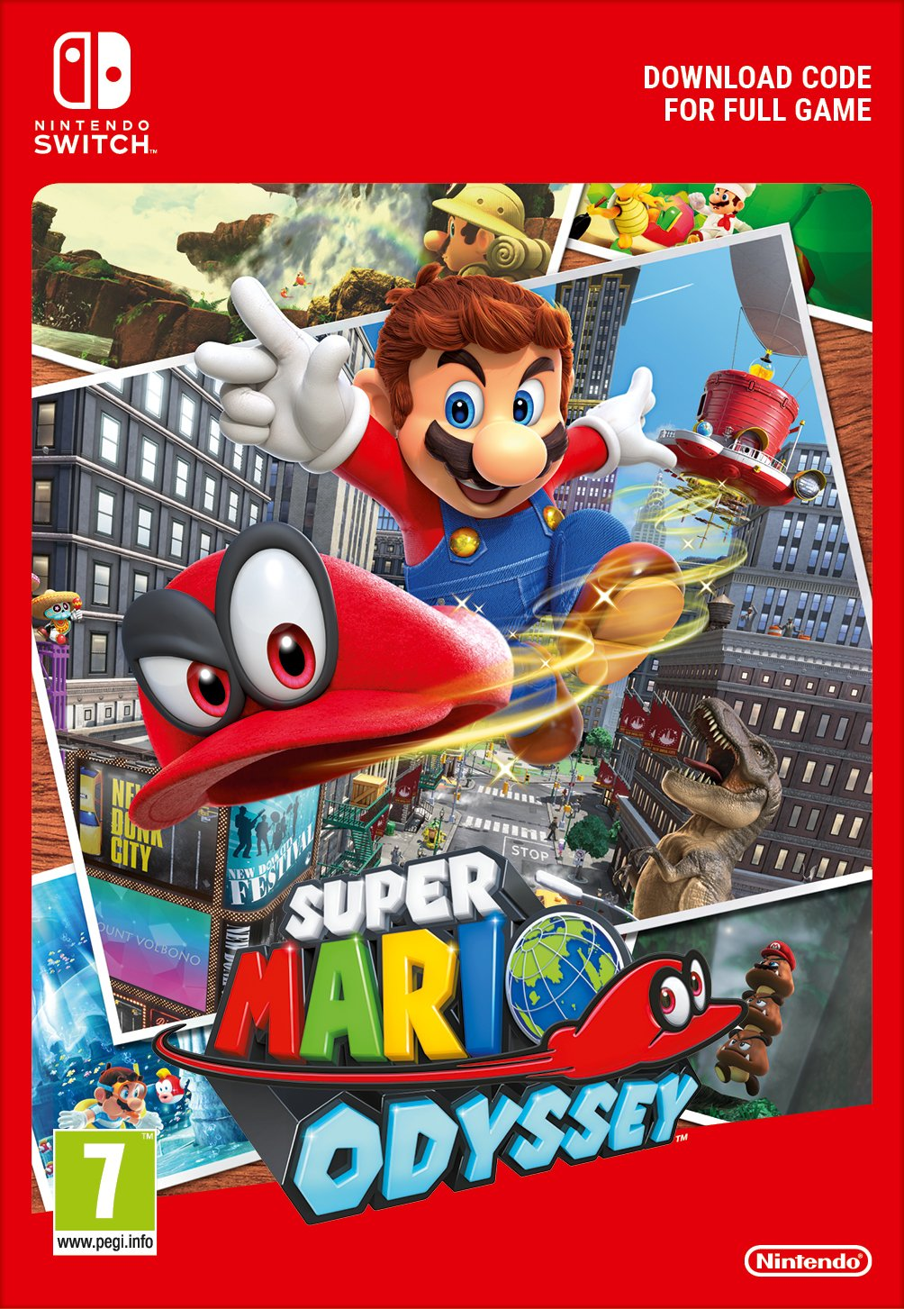 super mario odyssey download pc