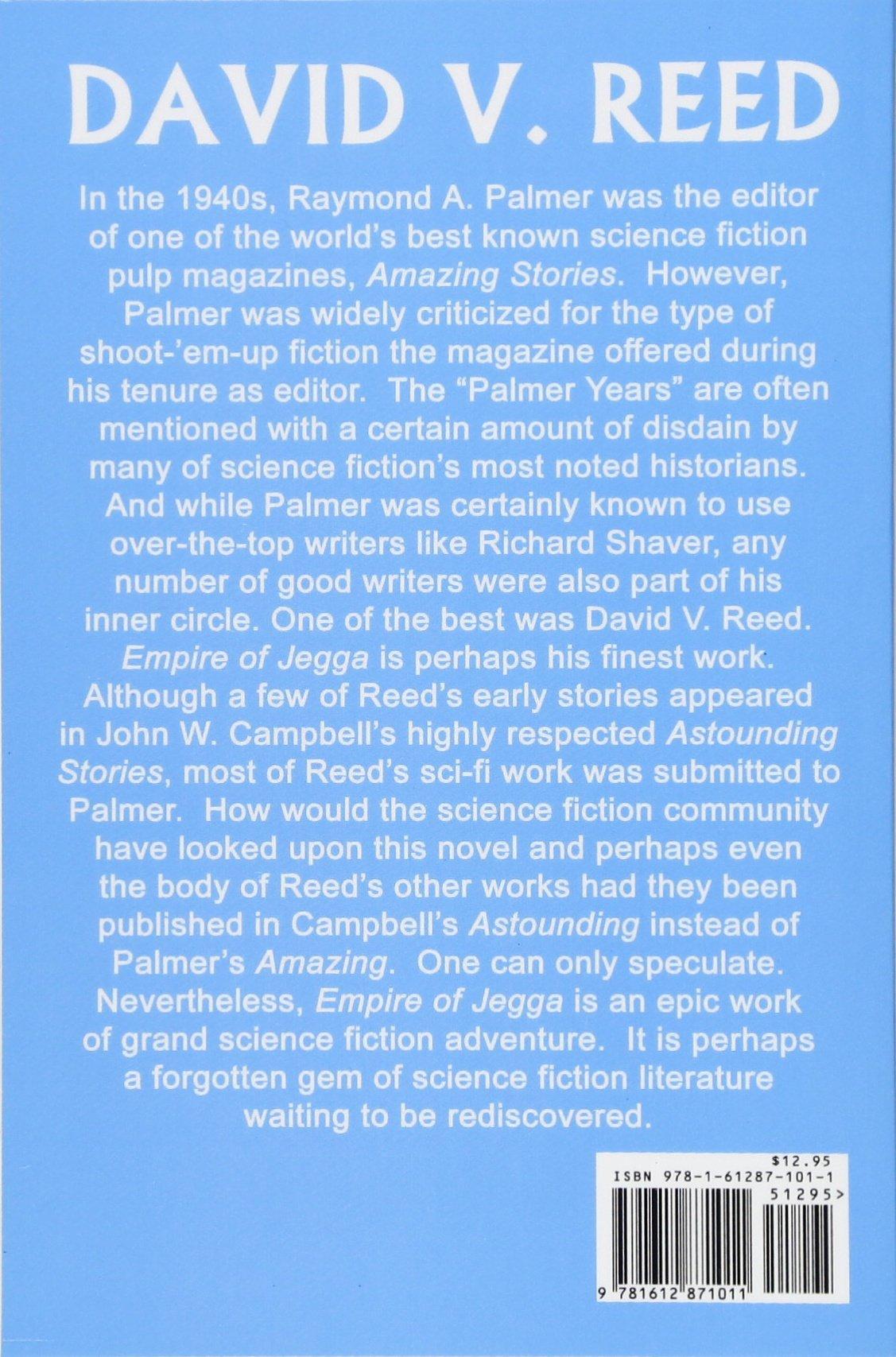 Empire of Jegga by David V. Reed
