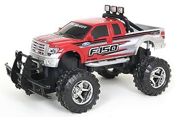 New Bright - 115 Radio Control Ford F-150  sc 1 st  Amazon.com & Amazon.com: New Bright - 1:15 Radio Control Ford F-150: Toys u0026 Games markmcfarlin.com