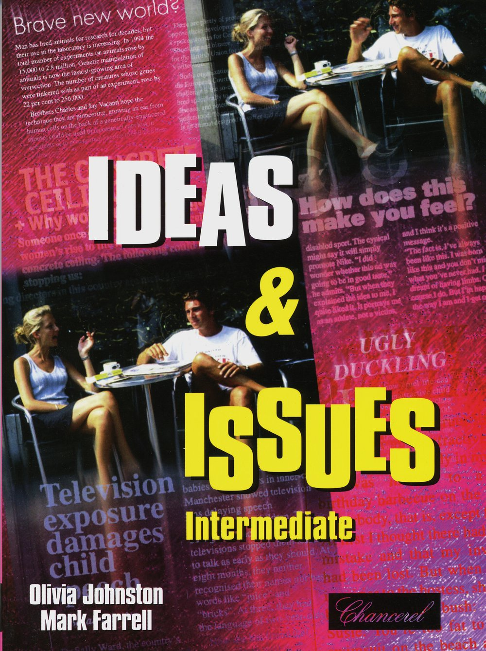 Read Online Ideas and Issues: Intermediate Student's Book with Workbook pdf