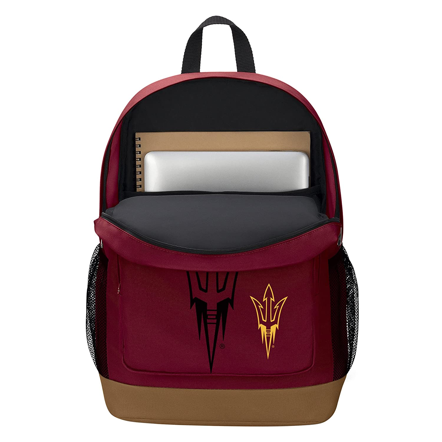 NCAA Arizona State Sun Devils Playmaker BackpackPlaymaker Backpack One Size Red