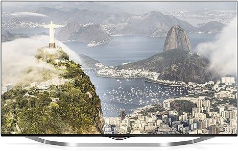 LG 55UB850V - Televisor LED 55 UHD 4K Smart TV: Amazon.es: Electrónica