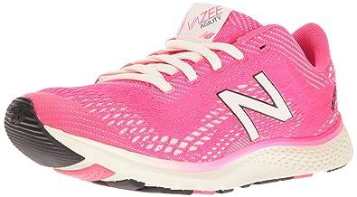 Balance Women's Vazee Agility V2 Training Cross-Trainer Shoe Alpha Pink/White