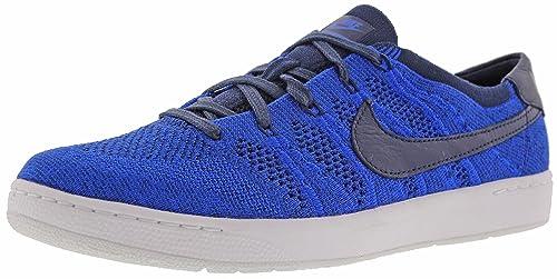 Nike Tennis Classic Ultra Flyknit, Zapatillas de Tenis para Hombre, Azul College Navy-