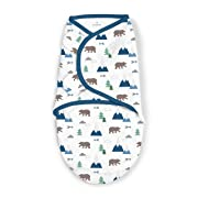 SwaddleMe 1 Piece Original Swaddle, Moving Moutains, Small