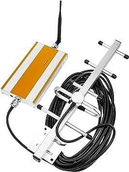 Cablematic Amplificador de Antena gsm 900 MHz 70 dB y Cable ...