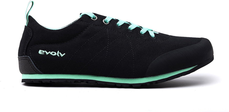 Evolv Cruzer Psyche Approach Shoe - Women's B01LYIRPV5 6 B(M) US|Black Mint