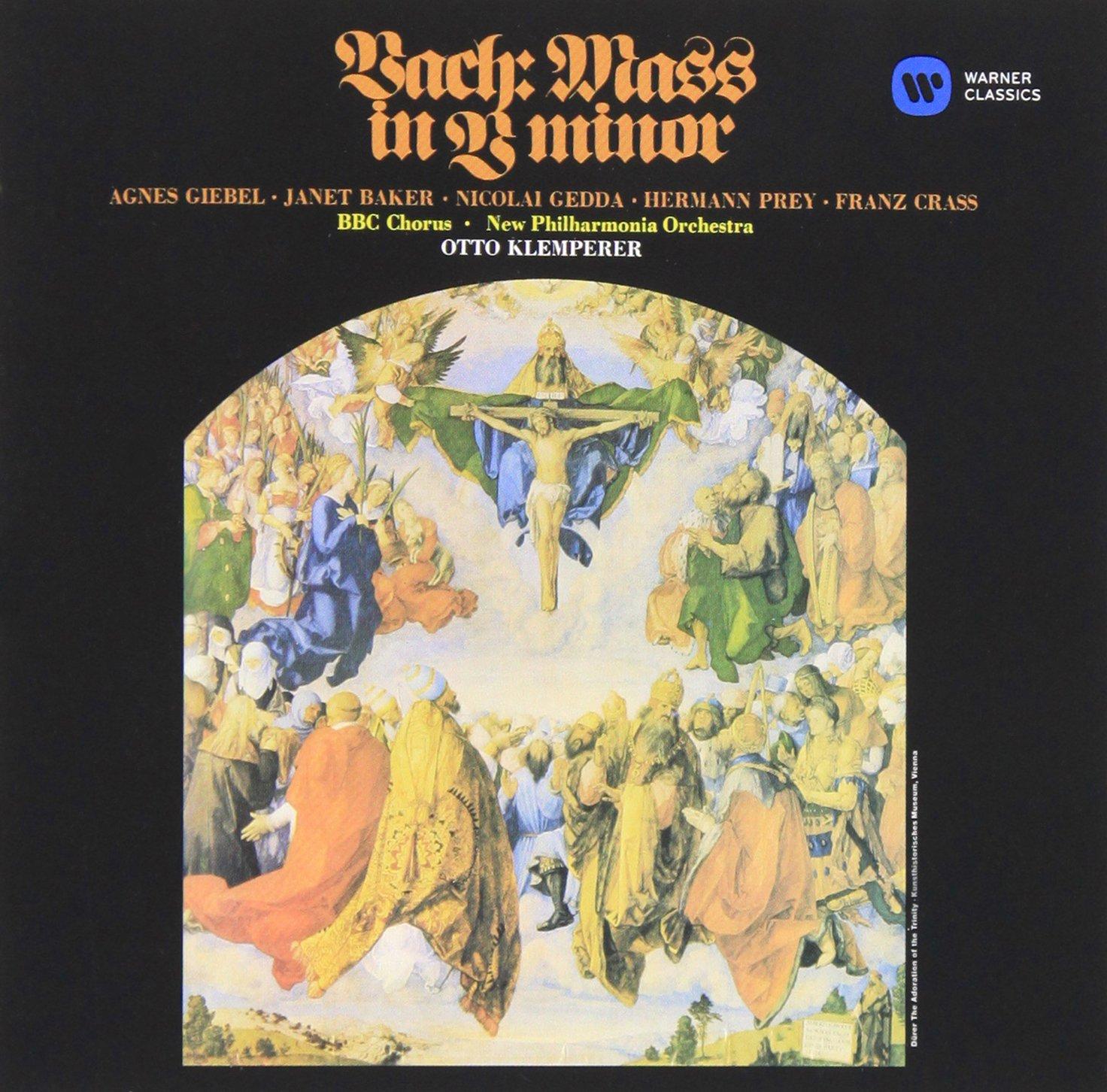 SACD : Otto Klemperer - J.s. Bach: Mass In B Minor (Japan - Import)