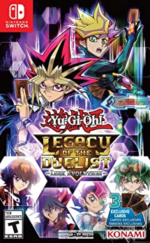 Yu-Gi-Oh! Legacy of the Duelist: Link Evolution     - Amazon com