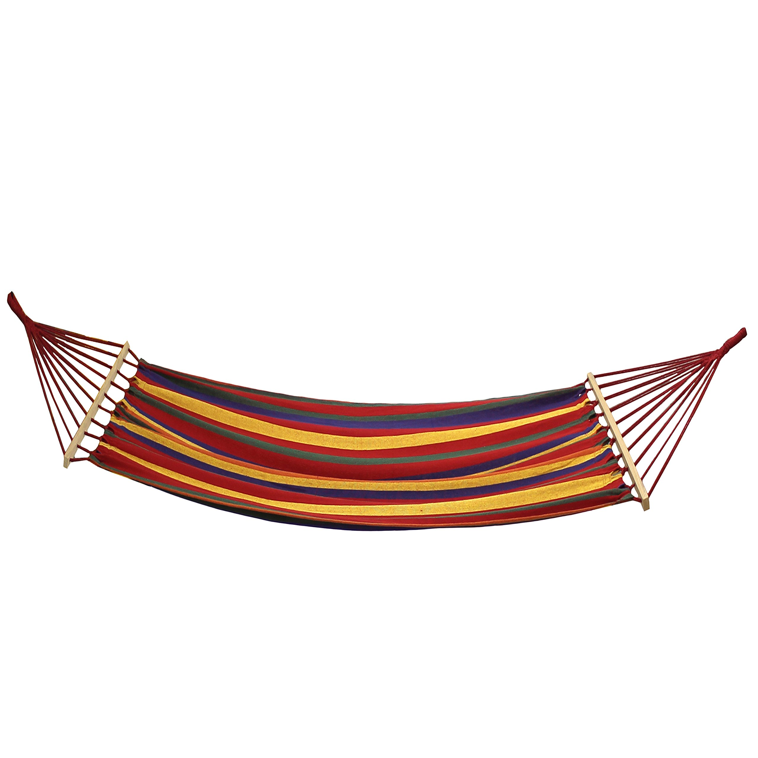Texsport Cedar Point Extra-Wide Double Hammock with Stand